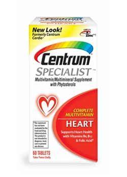 entrum Specialist Heart 60 CT Product Shot