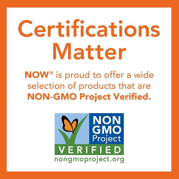 NOW Supplements, Psyllium Husk Caps 500 mg, Non-GMO Project Verified, Natural Soluble Fiber, Intestinal Health, 200 Veg Capsules
