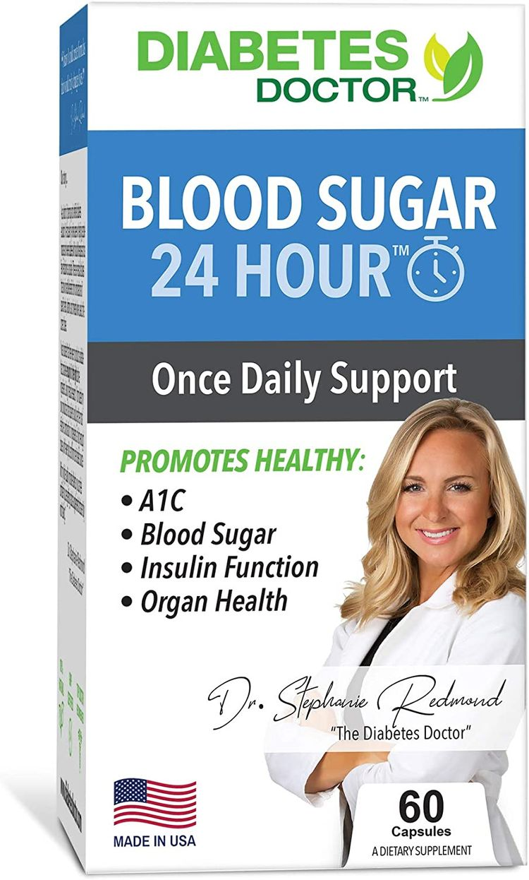 Diabetes Doctor Daily Support - 7 in 1 Blend for Daily Diabetes Needs and High Blood Sugar Regulation - Targets Insulin Resistance and Sensitivity, Organ Health, and Nutritional Deficiencies