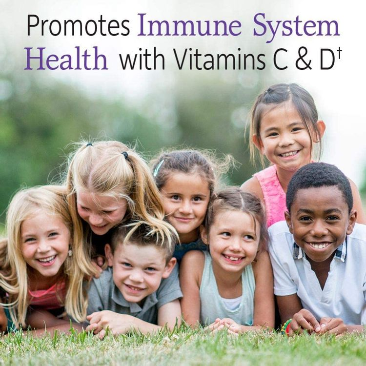 Garden of Life Dr. Formulated Organic Kids Probiotics + Vitamin C & D, Berry Cherry Toddler Probiotic, Gluten Free Immune & Digestive Health Supplement, 30 Chewables (Ships Cold) *Packaging May Vary*