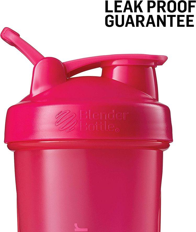 BlenderBottle Shaker Bottle, 28-Ounce, Black