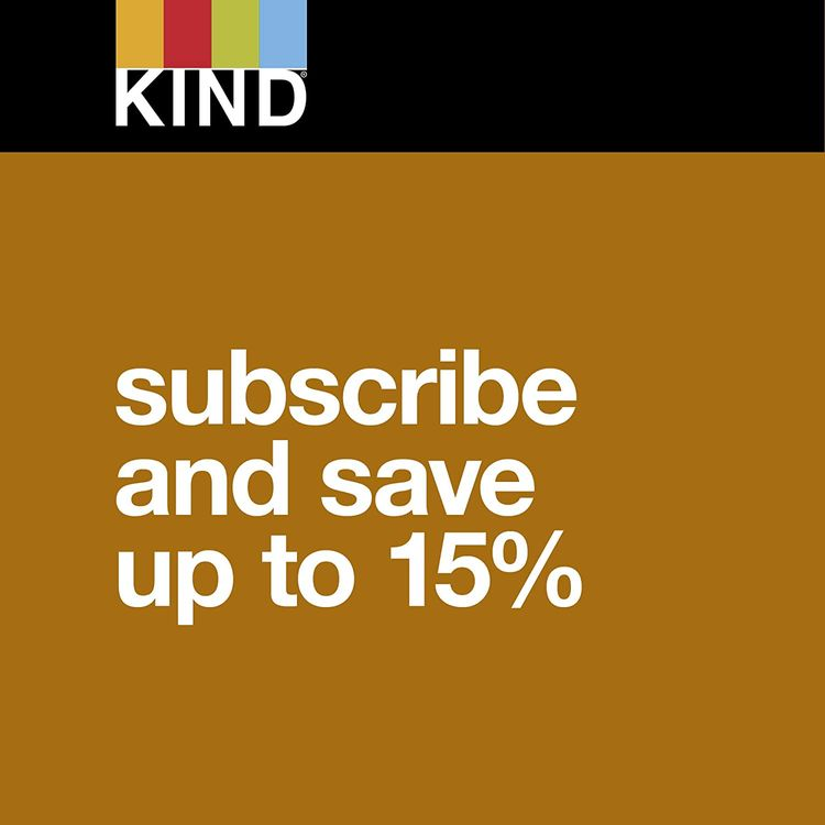 KIND Bars, Peanut Butter, Low Sugar, Gluten Free Bars, 1.4 Ounce, 60 Count