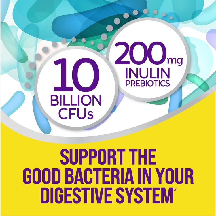 Culturelle Daily Probiotic, 30 count Digestive Health Capsules   Works Naturally with Your Body to Keep Digestive System in Balance*   With the Proven Effective Probiotic†   Packaging May Vary
