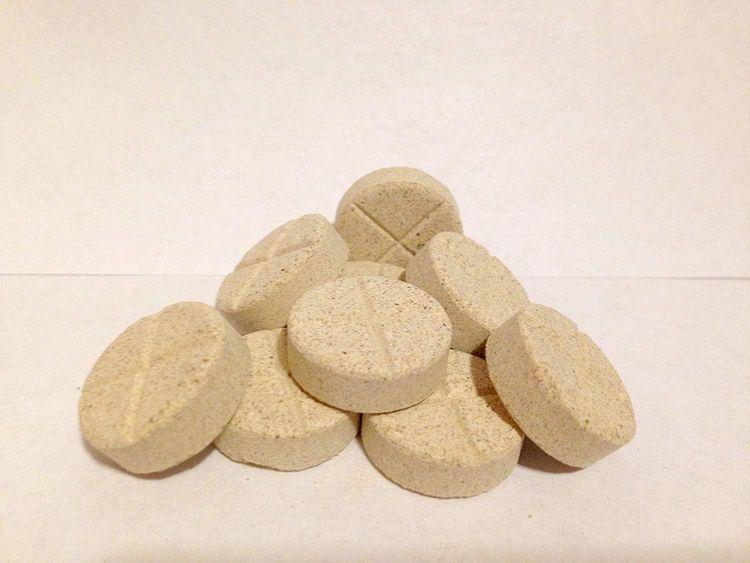 Healthy Breeds Probiotic Digestive Support - Over 200 Breeds - 60 Tasty Liver Flavor Chewable Tablets