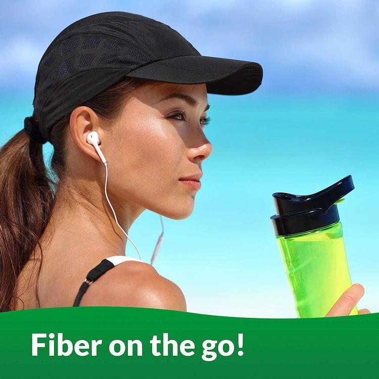 Benefiber Daily Fiber Supplement, Powder Stick Packs for Digestive Health, 28 Count, 3.92 Oz.