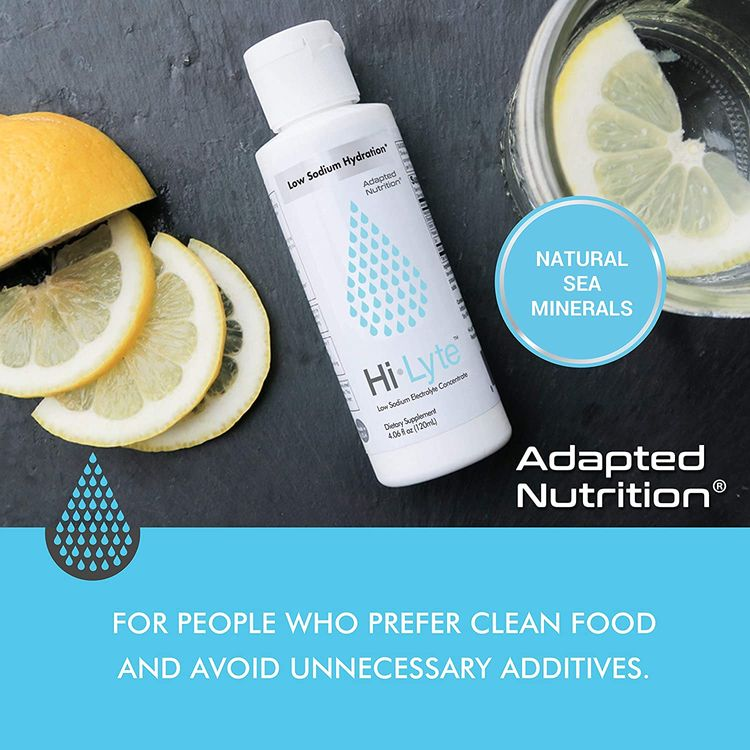 Clean Trace Minerals Alternative | No Heavy Metals | Restore PH & Alkalinity in Body | Low Sodium Electrolyte Hydration | Magnesium, Potassium, Zinc | Mineral Taste with No Added Flavors | 48 Servings