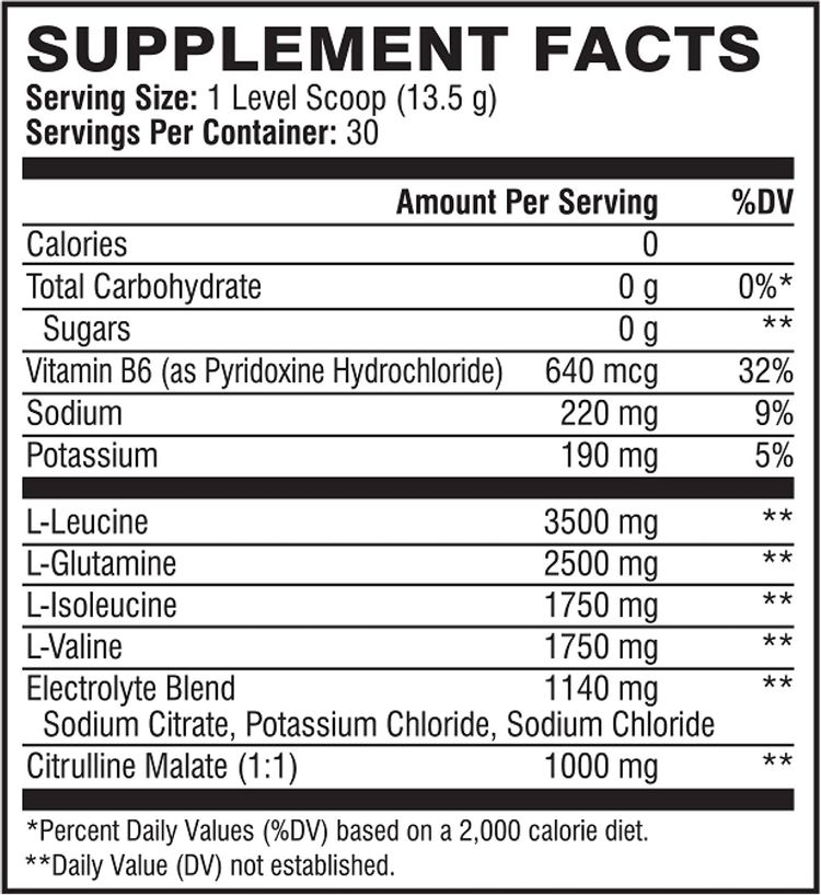 XTEND Original BCAA Powder Black Cherry   Sugar Free Post Workout Muscle Recovery Drink with Amino Acids   7g BCAAs for Men & Women   30 Servings