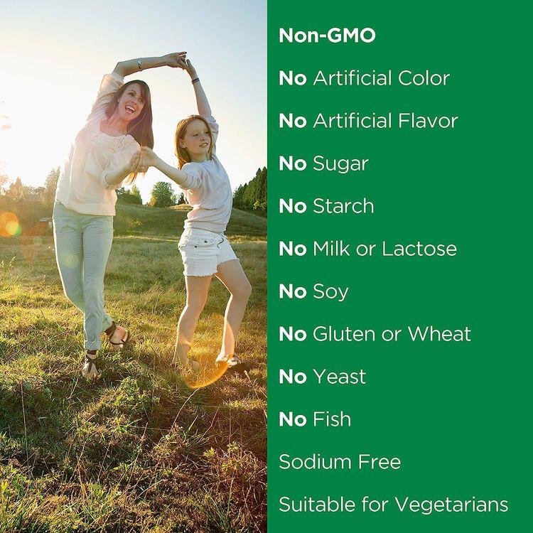 Nature's Bounty Vitamin B-12, 1000 mcg - Vitamin Supplement