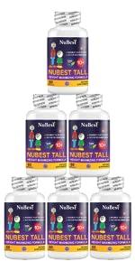 gain kids peak adults tall height increase enhancement growth height supplement pill