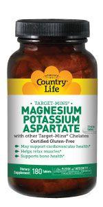 calcium magnesium asparte