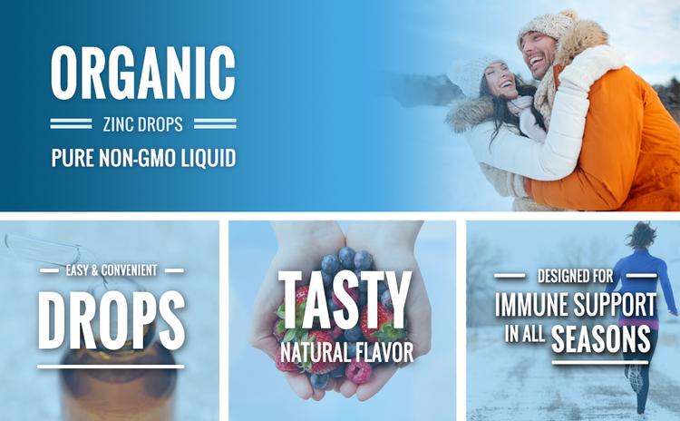 organic zinc liquid