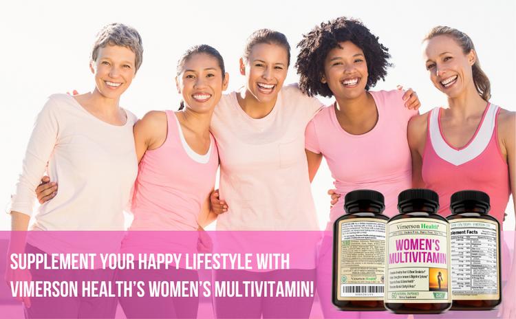 Women's Multivitamin Vimerson Health Supplement