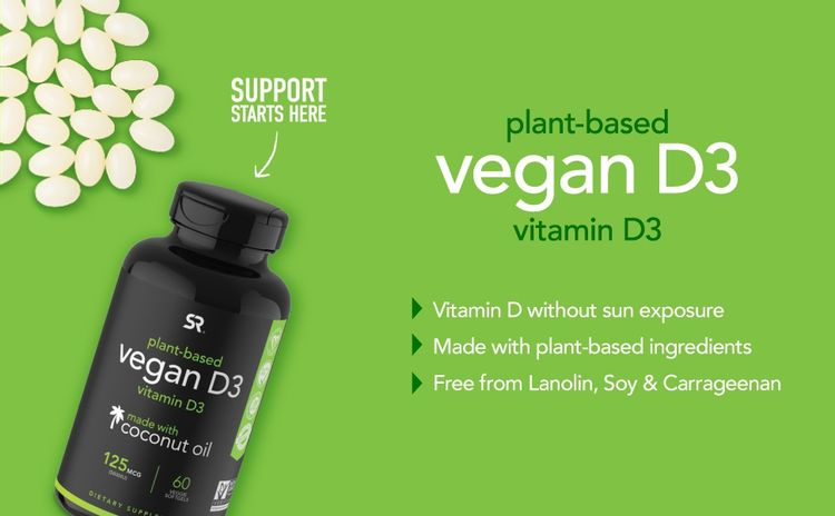 vegan d3