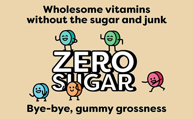 Renzo's kids Vitamins