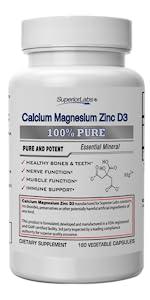 Calcium Magnesium Zinc D3