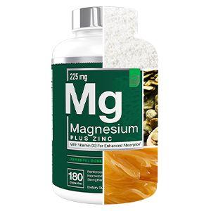 Magnesium supplement ingredients