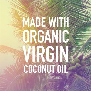 Biotin 5000 mcg organic virgin coconut oil sports research vegan certified