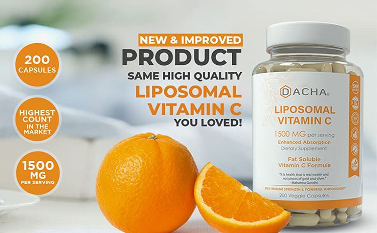 liposomal vitamin c ebc