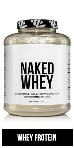 whey protein, naked whey protein