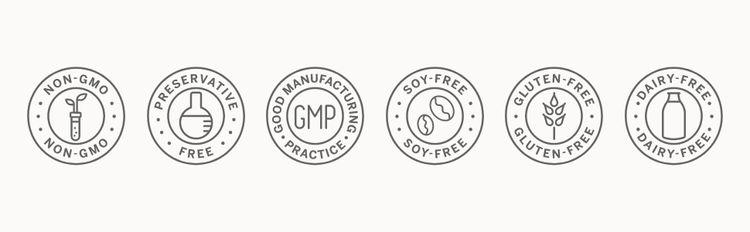 non-gmo soy free gluten free dairy free