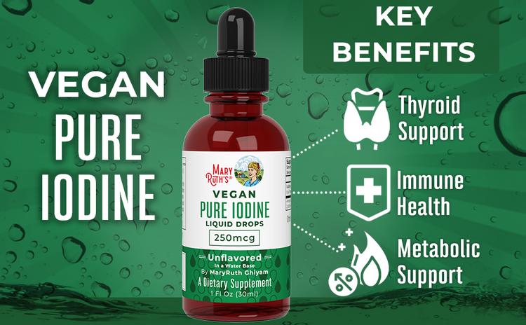 mary ruth maryruth iodine solution supplement drops liquid iodide potassium nascent thyroid tablets