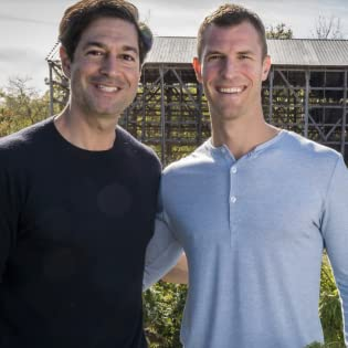 Co Founders of Ancient Nutrition Jordan Rubin and Dr. Josh Axe