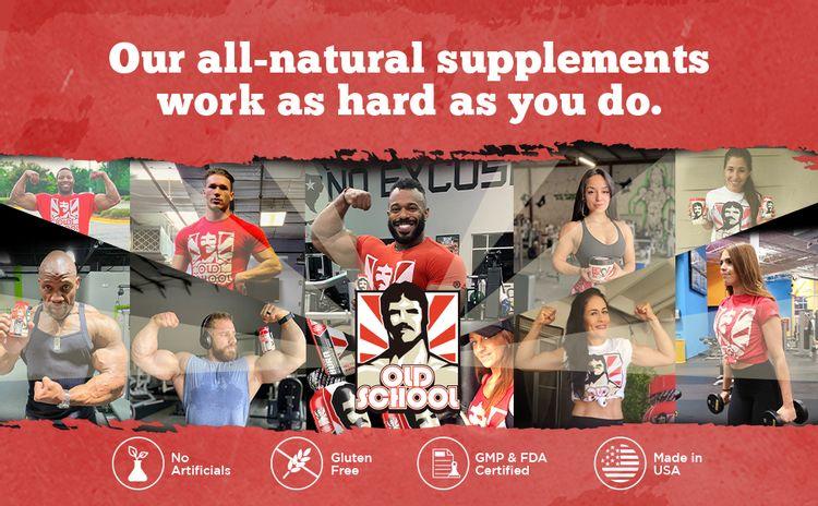 natural supplements, supplements
