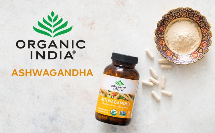 ashwagandha supplement organic health stress response kosher gluten free non gmo vegan vegetarian