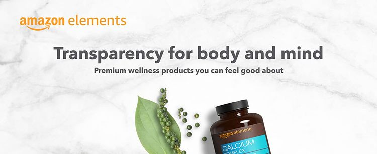 vitamins, supplements, Amazon Elements, daily vitamins