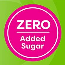 zero added sugar