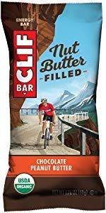 cliff bars, clif bars, snack bars, peanut butter, nut butter, protein bars