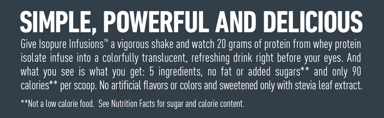 whey protein isolate fruit flavor refreshing protein powder