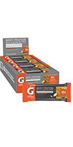 gatorade protein bars