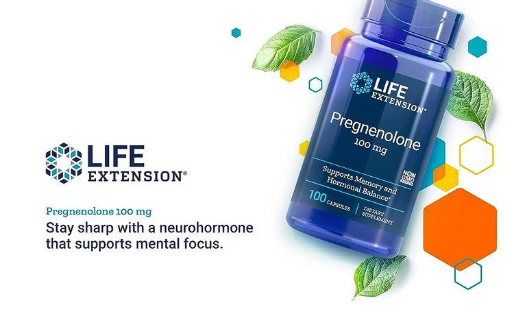 Life Extension, Pregnenolone