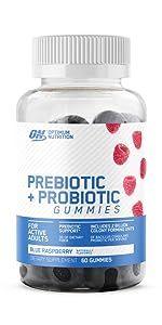 Prebiotic Probiotic Optimum Nutrition