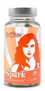 Califina Spark, shape, tone, fat burner, supplement