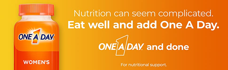 women's one a day nutrition