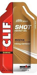 shot gel, cliff, clif, clif bars, cliff bars, energy, gatorade, gu, chews, running gels