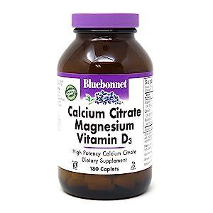 Calcium and Vitamin D3