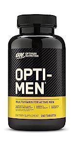 Optimum Nutrition, Opti Men, Multi Vitamin
