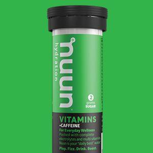 Nuun Vitamins +Caffeine