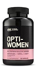 Optimum Nutrition, Opti Women, Multi Vitamin