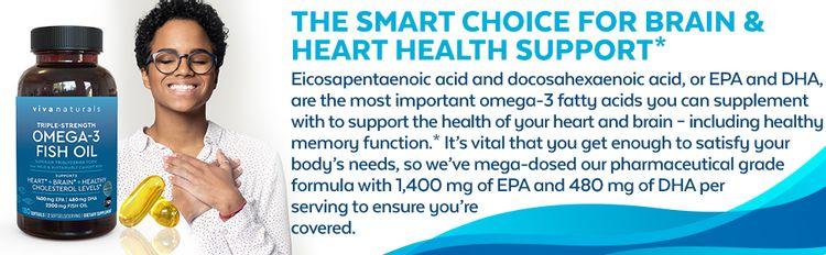 fish oil krill oil omega 3 viva naturals viva labs heart health 1400 mg epa DPA softgel fatty acida