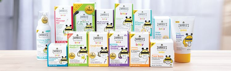 zarbees line of baby products