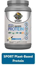 sport plant-based protein