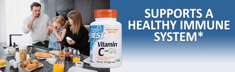Vitamin C immune response antioxidant joints and tissue enzyme brain eyes heart circulation