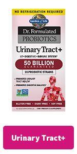 urinary tract probiotics