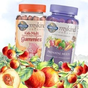 mykind organic fresh grown gummies