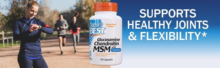 glucosamine chondroitin msm optimsm healthy joint flexibility