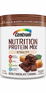 Centrum Nutrition Protein Powder Mix Vitality